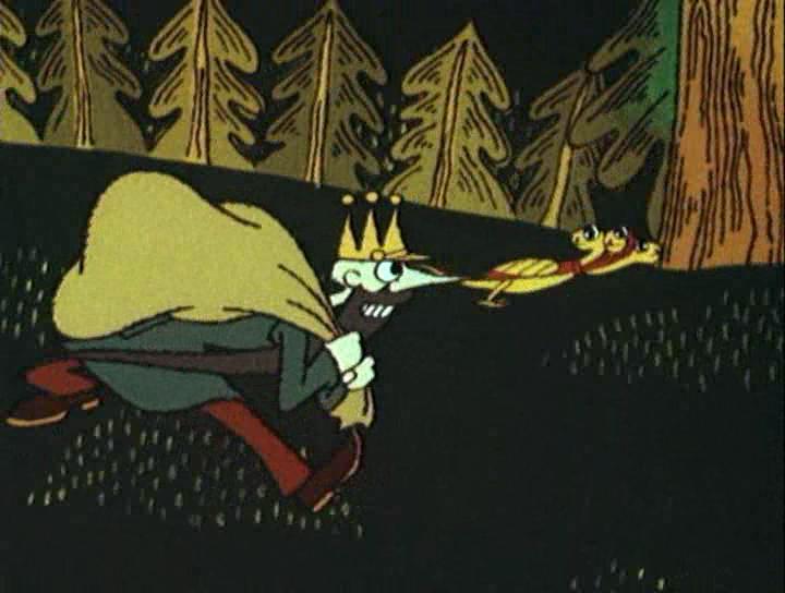 Скачать мультфильм Баба-Яга против бесплатно.